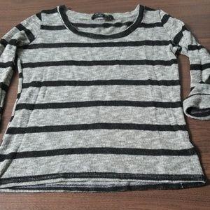 F21 Striped Long Sleeve